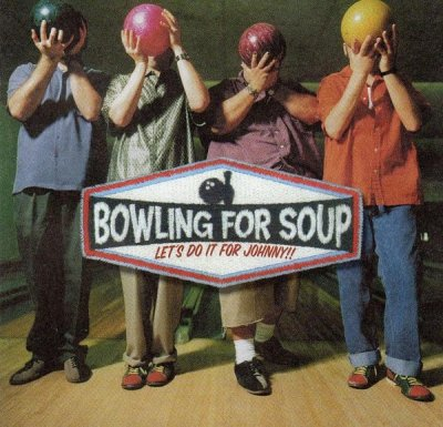 Bowling For Soup - Let's Do It For Johnny!! (CD)