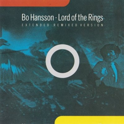Bo Hansson - Lord Of The Rings - Extended - Remixed Version (CD)
