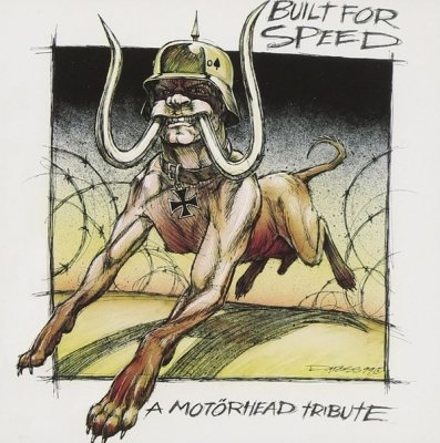 Built For Speed - A Motörhead Tribute (CD)