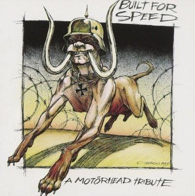 Built For Speed - A Motörhead Tribute (CD)