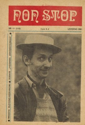 Non Stop 11 (112) Listopad 1981 Andrzej Rosiewicz