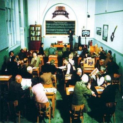 Oasis - The Masterplan (CD)