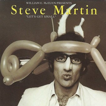 Steve Martin - Let's Get Small (CD)