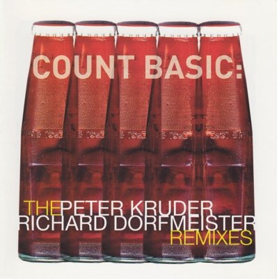 Count Basic - The Peter Kruder Richard Dorfmeister Remixes (CD)