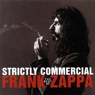 Frank Zappa - Strictly Commercial (The Best Of Frank Zappa) (CD)