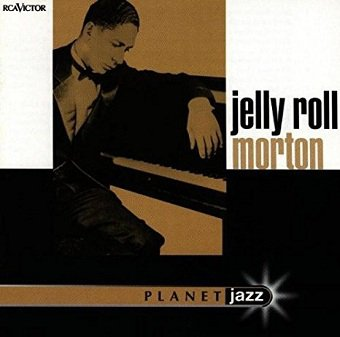 Jelly Roll Morton - Planet Jazz (CD)