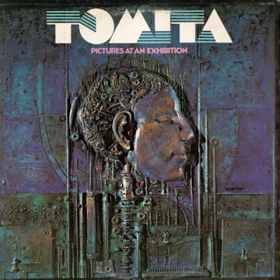 Tomita - Pictures At An Exhibition (LP)