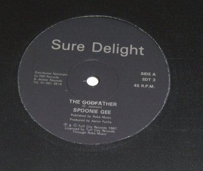 Spoonie Gee - The Godfather (12'')