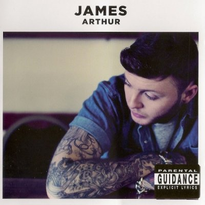 James Arthur - James Arthur (CD)