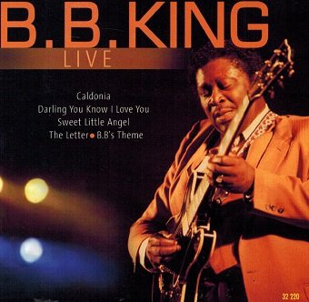B.B. King - Sweet Sixteen (CD)