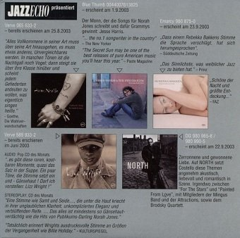 Jazzecho Präsentiert (CD)