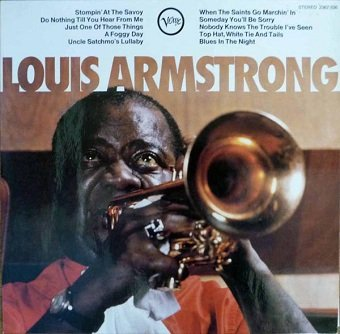 Louis Armstrong - Louis Armstrong (LP)