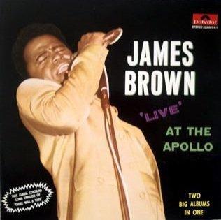 James Brown - Live At The Apollo (LP)