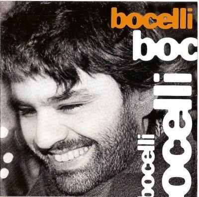 Andrea Bocelli - Bocelli (CD)