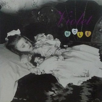 Hole - Violet (Maxi-CD)