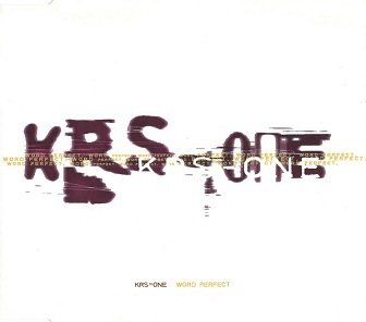 KRS-One - Word Perfect (Maxi-CD)