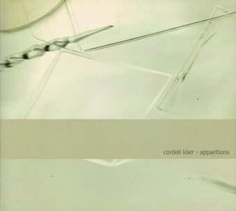 Cordell Klier - Apparitions (CD)