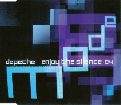 Depeche Mode - Enjoy The Silence·04 (Maxi-CD)