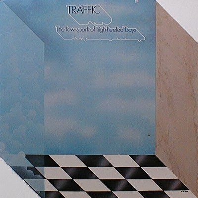 Traffic - The Low Spark Of High Heeled Boys (CD)