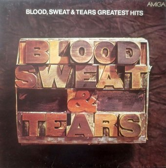 Blood, Sweat & Tears - Blood, Sweat & Tears Greatest Hits (LP)