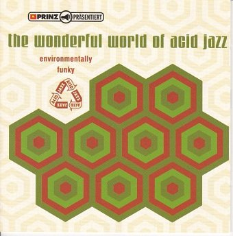 The Wonderful World Of Acid Jazz (2CD)