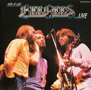 Bee Gees - Here At Last - Live (2LP)