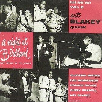 Art Blakey Quintet - A Night At Birdland, Volume Two (CD)