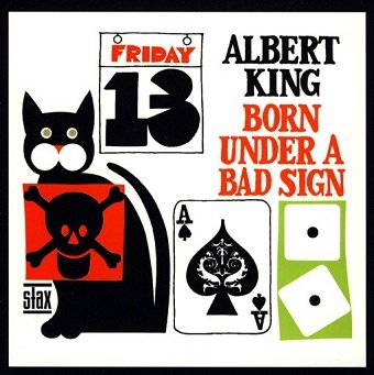 Albert King - Born Under A Bad Sign (CD)
