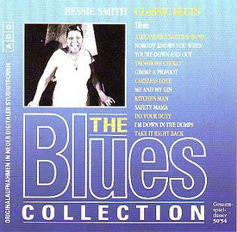 Bessie Smith - Classic Blues (CD)