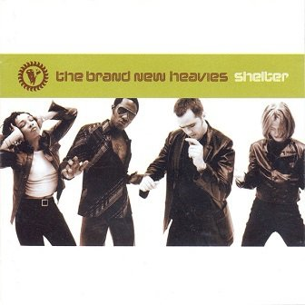 The Brand New Heavies - Shelter (CD)