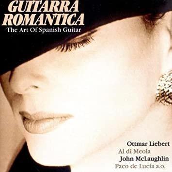 Guitarra Romantica - The Art Of Spanish Guitar (CD)