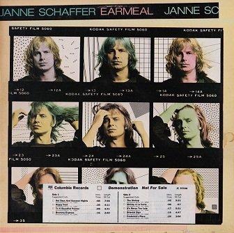 Janne Schaffer - Earmeal (LP)