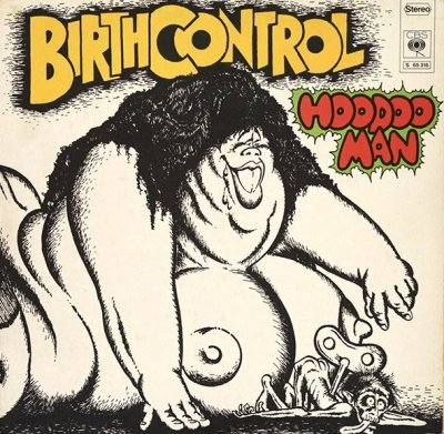 Birth Control - Hoodoo Man (LP)