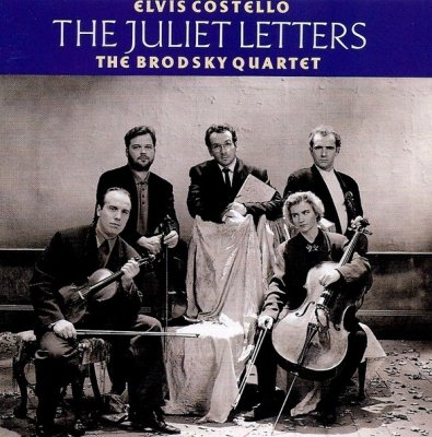Elvis Costello And The Brodsky Quartet - The Juliet Letters (CD)