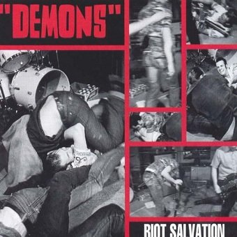 Demons - Riot Salvation (CD)