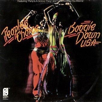 People's Choice - Boogie Down U.S.A. (LP)