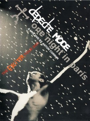 Depeche Mode - One Night In Paris, The Exciter Tour 2001 (A Live DVD By Anton Corbijn) (2DVD)