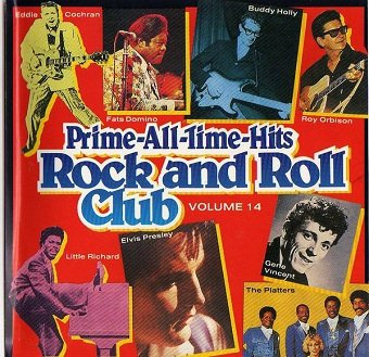Prime-All-Time-Hits / Rock And Roll Club Volume 14 (CD)