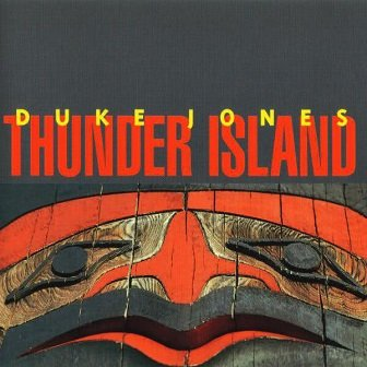 Duke Jones - Thunder Island (CD)