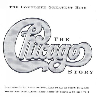 Chicago - The Chicago Story: Complete Greatest Hits (CD)