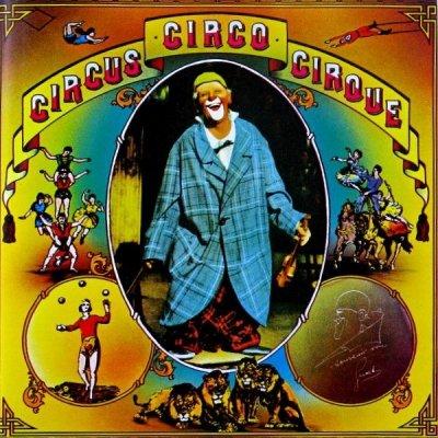 Circus Circo Cirque (CD)