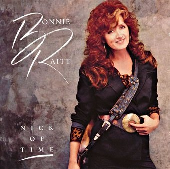 Bonnie Raitt - Nick Of Time (CD)