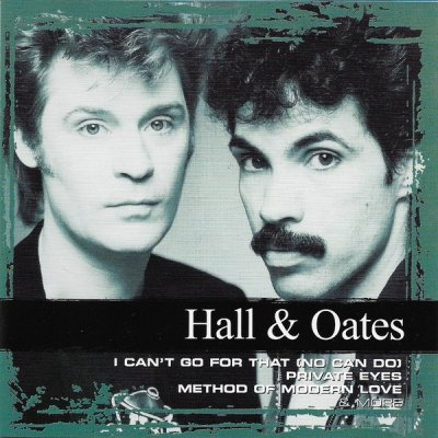 Daryl Hall & John Oates - Collections (CD)