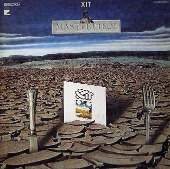 XIT - Silent Warrior (LP)