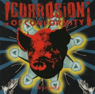 Corrosion Of Conformity - Wiseblood (CD)