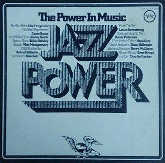 Jazz Power - The Power In Music (LP)
