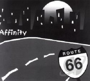 Affinity - Route 66 (CD)