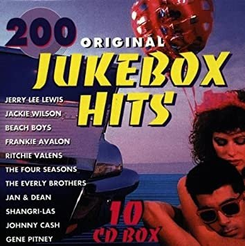 200 Original Mega Jukebox Hits (10CD)