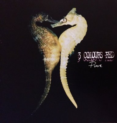 3 Colours Red - Pure (CD)