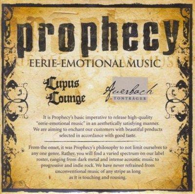 Eerie-Emotional Music (CD)